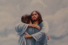Into His Loving Arms